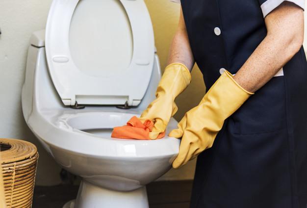 Coisas que podem entupir o vaso sanitário